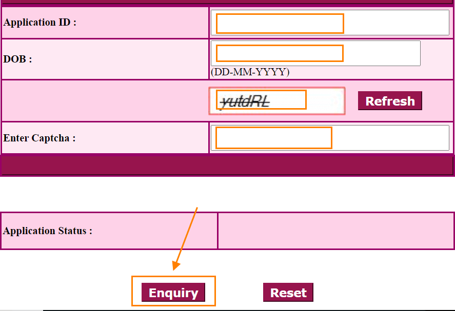 Axis Bank Credit Card Application Status Online Using Application ID